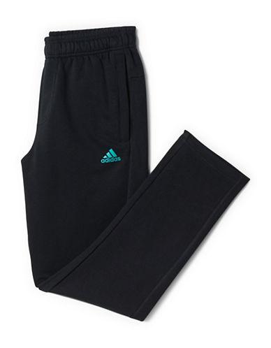 Adidas Authentic Tap Sweatpants-BLACK-X-Large 88077426_BLACK_X-Large