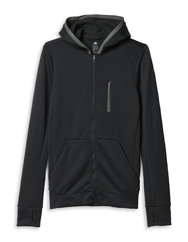 Adidas Pure Mesh Hoodie-BLACK-Large 88208965_BLACK_Large