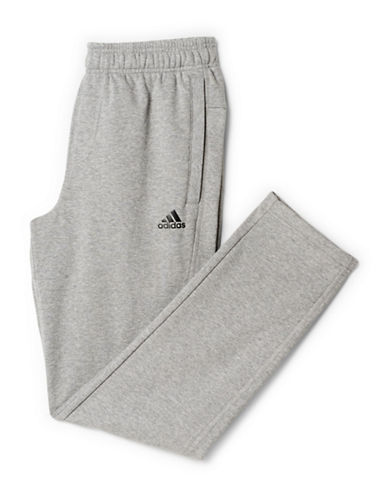 Adidas Authentic Tap Sweatpants-GREY-X-Large 88077431_GREY_X-Large