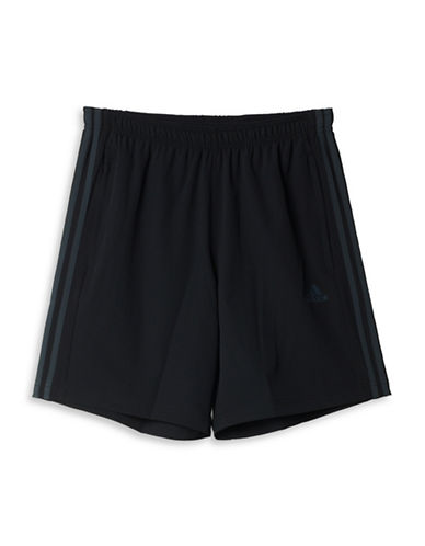 Adidas Cool 365 Woven Shorts-BLACK-Small 88424246_BLACK_Small
