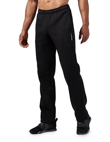 Reebok Elements Fleece Pants-BLACK-Medium 88778474_BLACK_Medium
