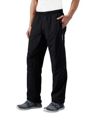 Reebok Advantage Lightweight Woven Pants-BLACK-Large 88091881_BLACK_Large