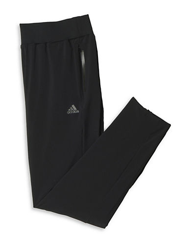 Adidas Woven Active Leggings-BLACK-Large 88320650_BLACK_Large