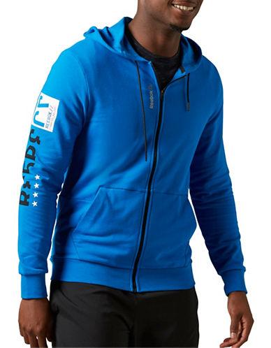 Reebok Rubber Print Hoodie-BLUE-Large 88239289_BLUE_Large