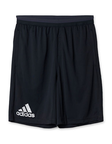 Adidas Climachill Double-Knit Shorts-BLACK-X-Large 88779329_BLACK_X-Large