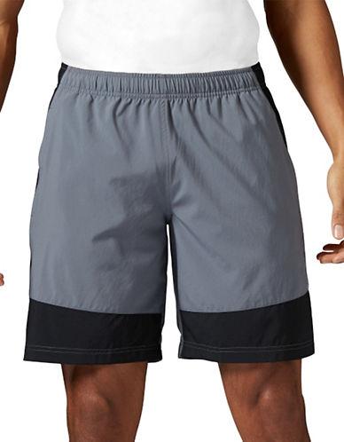 Reebok Workout Ready Woven Shorts-NAVY-Medium 88091940_NAVY_Medium