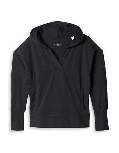 Adidas Yogi Cover-Up Hoodie-BLACK-Large 88219869_BLACK_Large