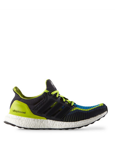 Adidas Ultra Boost Running Shoes-SEMI SOLAR-9 88438428_SEMI SOLAR_9