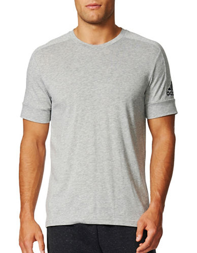 Adidas ID Stadium T-Shirt-GREY-Large 88908162_GREY_Large