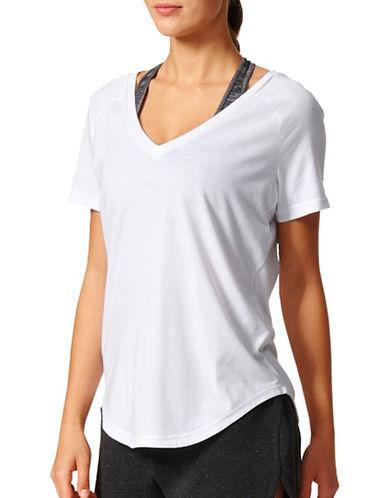 Adidas Image Tee-WHITE-Large 89236494_WHITE_Large