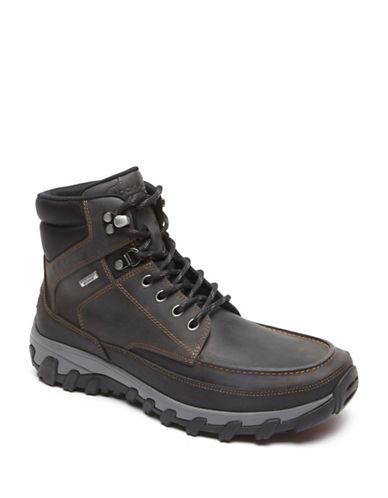Rockport Cold Springs Moc Toe Boots-CASTLEROCK-9.5D