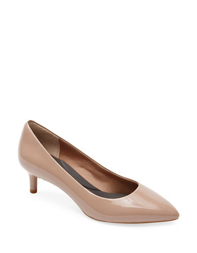 Rockport Kalila Patent Pumps-TAUPE-7