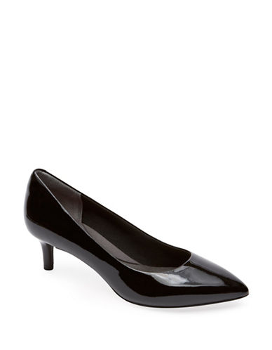 Rockport Kalila Patent Pumps-BLACK PATENT-6.5