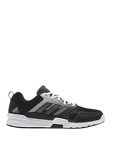 Adidas Mens Essential Star 3 Training Sneakers-BLACK-11.5 88986753_BLACK_11.5