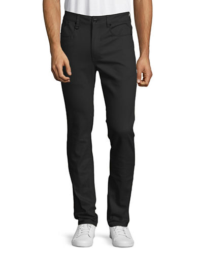 Publish Brand Index Slim Fit Jeans-BLACK-38
