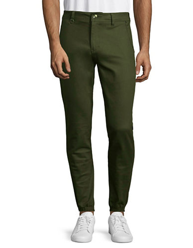 Publish Brand Index Jogger Pants-GREEN-34