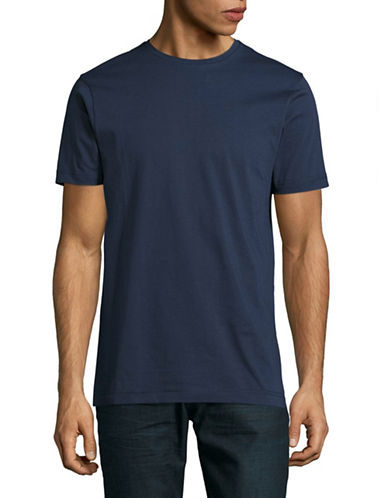 Publish Brand Index Classic T-Shirt-NAVY-Small