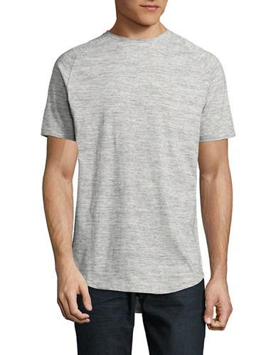 Publish Brand Index Raglan T-Shirt-GREY-X-Large