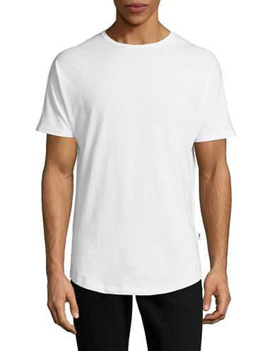 Publish Brand Scallop T-Shirt-WHITE-X-Large 89179064_WHITE_X-Large