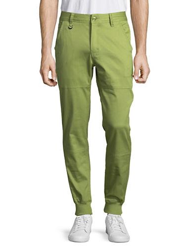 Publish Brand Legacy Jogger Pants-GREEN-38