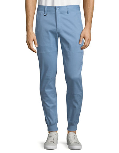 Publish Brand Legacy Jogger Pants-BLUE-34