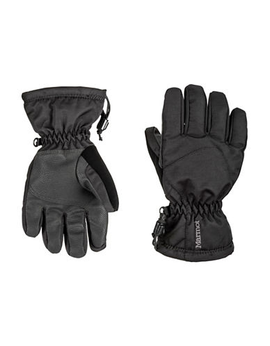 Marmot Girls Glade Gloves-BLACK-Medium