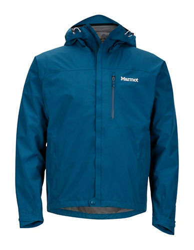 Marmot Minimalist Lightweight Jacket-BLUE-Large