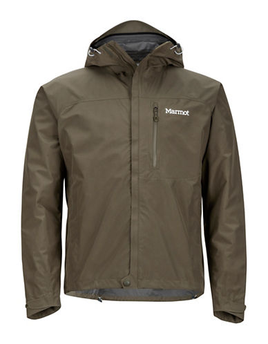 Marmot Solid Minimalist Jacket-GREEN-Medium 89017673_GREEN_Medium