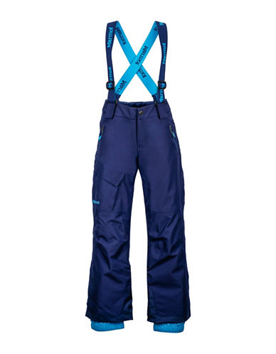 Marmot Boys Edge Insulated Pants-BLUE-X-Large