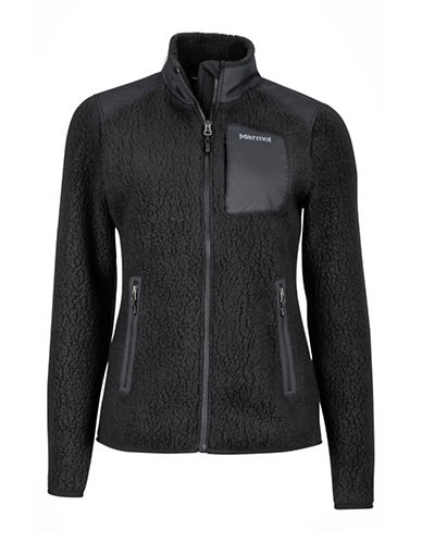 Marmot Womens Wiley Jacket-BLACK-Large
