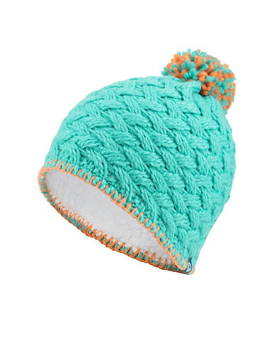 Marmot Girls Denise Hat-BLUE-One Size