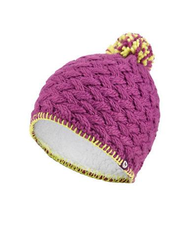 Marmot Girls Denise Hat-PURPLE-One Size