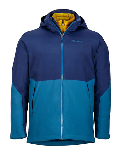 Marmot Three-In-One Component Jacket-BLUE-Medium 89419647_BLUE_Medium