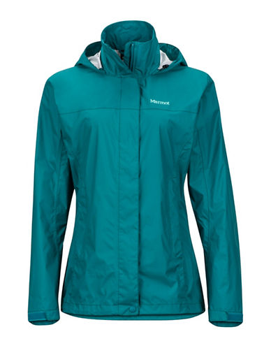 Marmot PreCip Angel-Wing Movement Jacket-BLUE-Medium