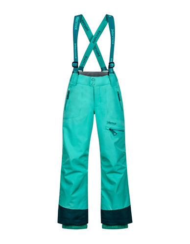 Marmot Girls Starstruck Pants-BLUE-Small