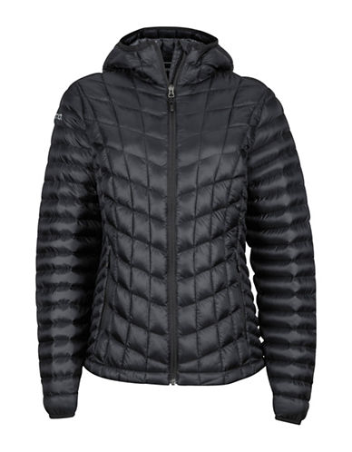 Marmot Marmot Featherless Hoody-BLACK-X-Small