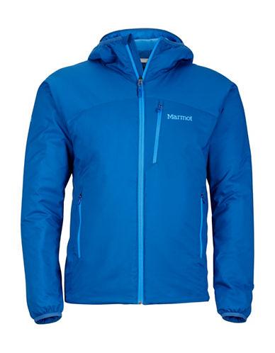 Marmot Novus Lightweight Hoodie-BLUE-XX-Large
