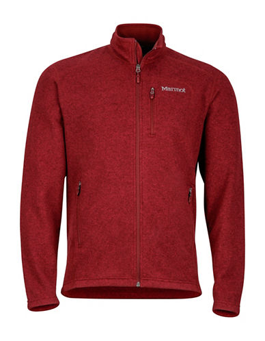Marmot Drop Line Jacket-RED-Large