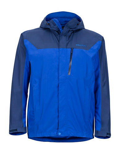 Marmot Southridge Logo Jacket-BLUE-X-Large 90021643_BLUE_X-Large