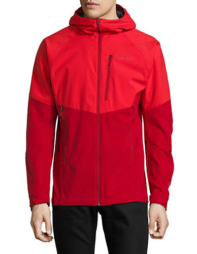 Marmot Rom Hooded Jacket-RED-Medium 90067252_RED_Medium