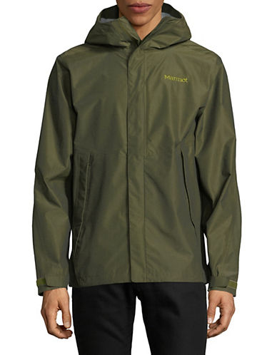 Marmot Phoenix Hooded Jacket-GREEN-Small 90067256_GREEN_Small