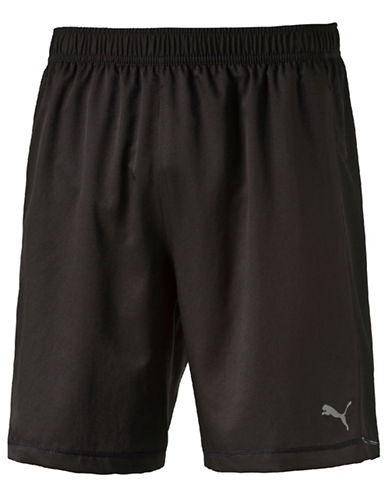 Puma Long Running Shorts-BLACK-Medium 88125422_BLACK_Medium