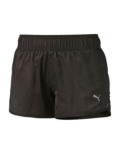 Puma High Functional Running Shorts-BLACK-Medium 88843557_BLACK_Medium