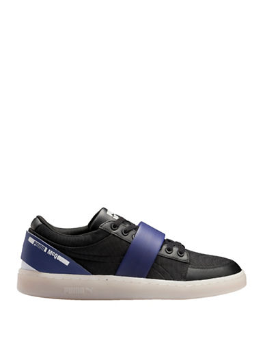 Puma McQ Serve Lo Sneakers-BLACK-6.5