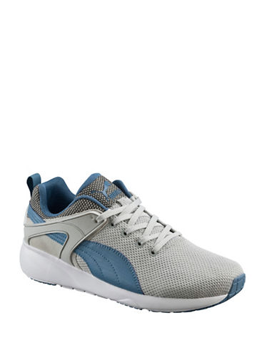 Puma Aril Blaze Sneakers-GREY/BLUE-10 88217587_GREY/BLUE_10