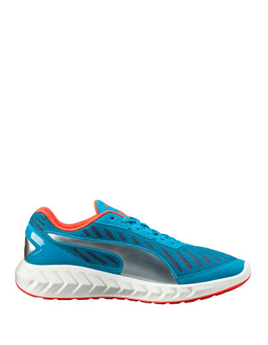 Puma Ignite Ultimate Running Shoes-BLUE/RED-8 88217498_BLUE/RED_8
