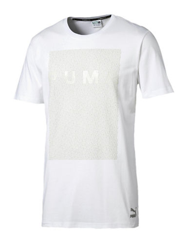 Puma Evo Long T-Shirt-WHITE-XX-Large 88509450_WHITE_XX-Large