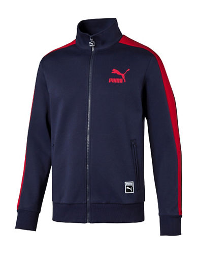 Puma T7 Track Jacket-BLUE-Medium 88437929_BLUE_Medium