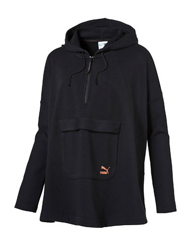 Puma Evo Hooded Cape-BLACK-Medium 88843686_BLACK_Medium