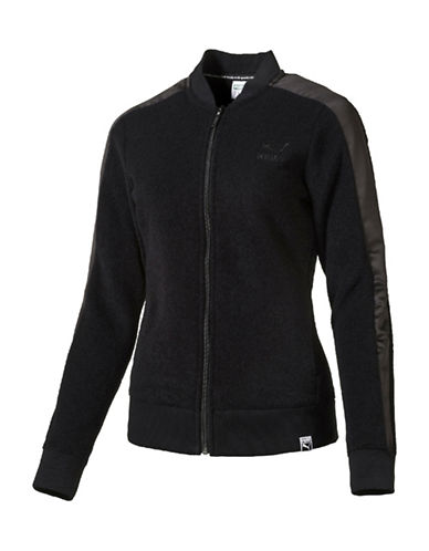 Puma Winterized T7 Formstripe Track Jacket-BLACK-X-Large 88843717_BLACK_X-Large